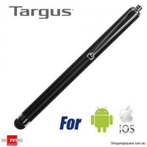 Targus Stylus for Iphone/Ipad/Tablet/Android Smartphone Black Colour