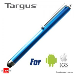 Targus Stylus for Iphone/Ipad/Tablet/Android Smartphone Blue Colour