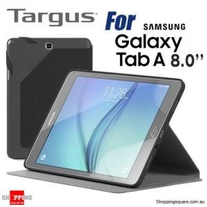 Targus Evervu Case For Samsung Galaxy Tab A 8.0 Inch Black Colour