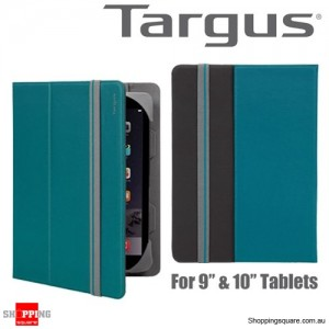 Targus Fit N' Grip Universal Case Blue Colour for 9-10 Inch Tablets