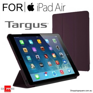 Targus Triad Case Purple/Black Cherry for iPad Air