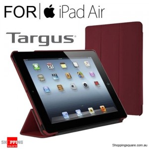 Targus Triad Case Crimson Red Colour for iPad Air