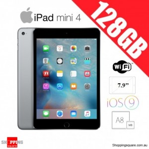 Apple iPad Mini 4 128GB WiFi Tablet PC Space Grey