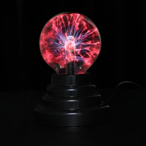 USB Plasma Magic Ball Sphere Lightning Crystal Lamp Globe