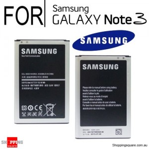 Genuine Samsung Battery For Samsung Galaxy Note 3
