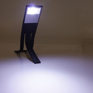Portable LED Light For Book Reading Cool White Colour