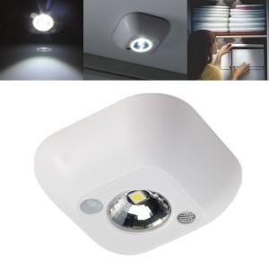 Multi-Purpose LED Light Lamp PIR Wireless Motion Sensor Battery Powered
