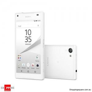 Sony Xperia Z5 Compact E5823 32GB 4G LTE Smart Phone White