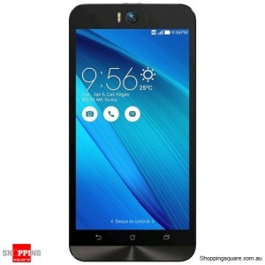 Asus Zenfone Selfie ZD551KL 32GB 4G LTE Smart Phone Black