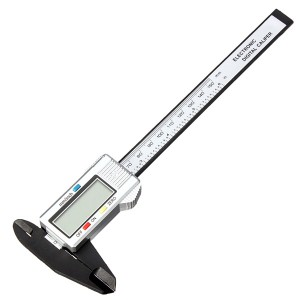 6 Inch 150mm Digital Display Composite Electronic Caliper Ruler