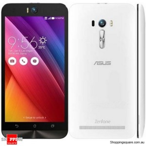 Asus Zenfone Selfie ZD551KL 32GB 4G LTE Smart Phone White