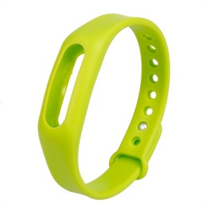 Original Xiaomi Bracelet Wrist Strap For Miband / Miband 1S Green Colour