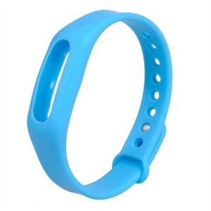 Original Xiaomi Bracelet Wrist Strap For Miband / Miband 1S Blue Colour
