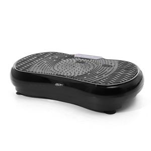 Genki 2nd Whole Body Vibration Machine Plate-Black