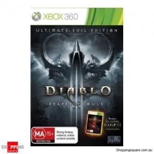 Diablo III: Reaper of Souls Ultimate Evil Edition Xbox 360 Game
