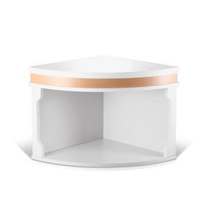 New Designer Corner Shelf Coffee Table