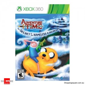 Adventure Time – The Secret of the Nameless Kingon Xbox 360