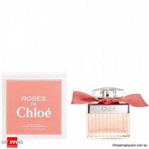 Chloe Roses De Chloe 50ml EDT For Women Perfume