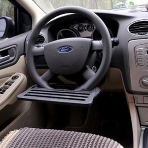 Handy Multifunctional Car Steering Wheel Table for Food/Laptop/Tablet/Notebook