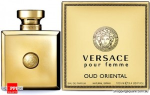 Versace Pour Femme Oud Oriental by VERSACE 100ml EDP For Women Perfume