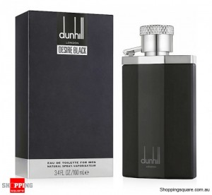 Desire Black 100ml EDT by Dunhill for Men Perfume