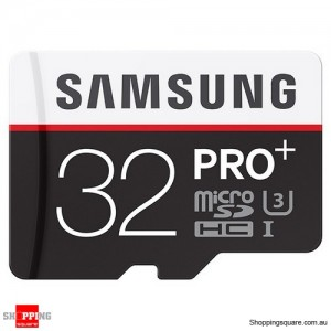 Samsung 32GB PRO Plus Class 10 95MB/s Micro SD TF Memory Card
