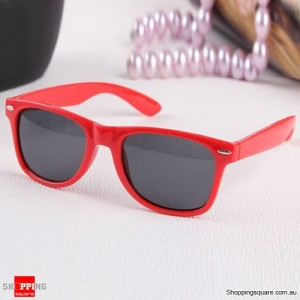 Trendy Cool Sunglasses Red Colour