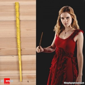 Harry Potter Magical Wand Replica Accessories for Role Play Cosplay with Box - Hermione Granger Style