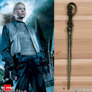 Harry Potter Magical Wand Replica Accessories for Role Play Cosplay with Box - Fleur Delacour Style
