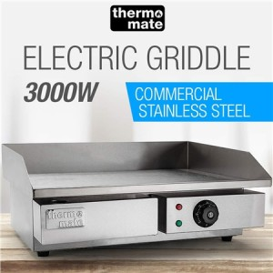Thermomate Electric Griddle Grill Cooktop
