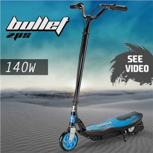 Bullet ZPS Kids Electric Scooter 140W - Blue