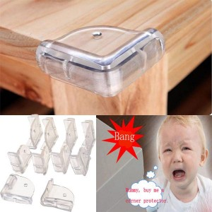 10X Baby Kid Anti-Crash Table Corner Safety Protector