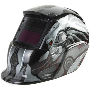 Transformer Solar Auto Darkening Welding Helmet TIG MIG Welder Lens Mask