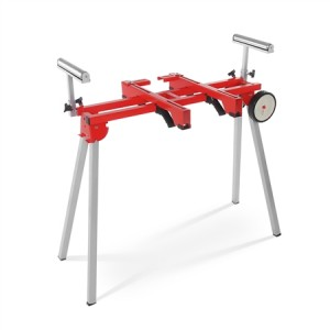Shogun Lightweight Portable and Extendable Wheeled Mitre Saw Stand