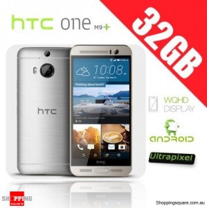 HTC One M9 Plus M9+ 4G 32GB Smart Phone Unlocked Silver