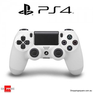 SONY Genuine Playstation 4 DualShock 4 Controller (PS4) - White