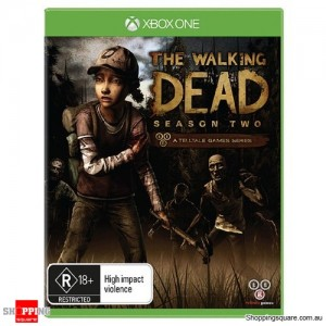 The Walking Dead: Season Two – Xbox One Brand New