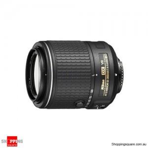 Nikon AF-S DX NIKKOR 55-200mm f/4-5.6G ED VR II Camera Lens