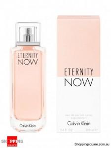 CK Eternity Now 100ml EDP By Calvin Klein For Women Perfume