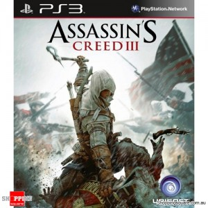 Assassin's Creed III 3 - PS3 Playstation 3 (pre-owned)