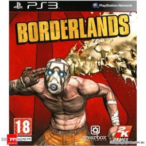 Borderlands ps3 Playstation 3 (pre-owned)