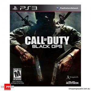 Call of Duty: Black Ops (2010) - PS3 (pre-owned)