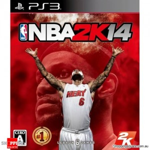 NBA2K14 2014 - PS3 Playstation 3 (pre-owned)