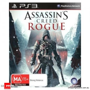Assassin's Creed Rogue - PS3 Playstation 3 Brand New