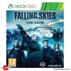 Falling Skies The Game - Xbox 360 Brand New