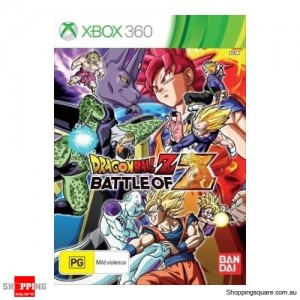 Dragon Ball Z Battle of Z (Xbox 360, 2013)