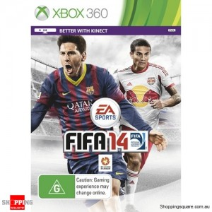 Fifa 14 - Xbox 360 - Brand New