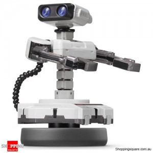 Amiibo No.46 R.O.B. for Nintendo Super Smash Bros.