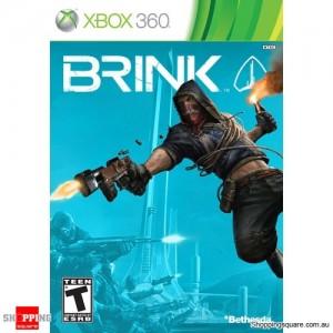 Brink - Xbox 360 Brand New