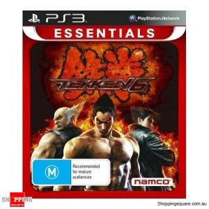 Tekken 6 - PS3 Playstation 3